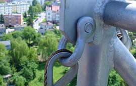 Maszt Aluminiowy AluPro M750 Kędzieżyn