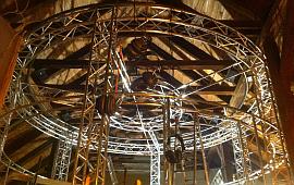 Jarocin Projekt kratownicy estradowej aluminiowej