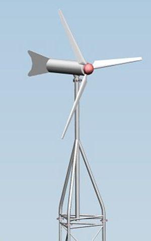 Uchwyt turbiny wiatrowej seria UTM