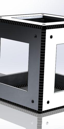Boks Narożny Uniwersalny BX290 i BX390