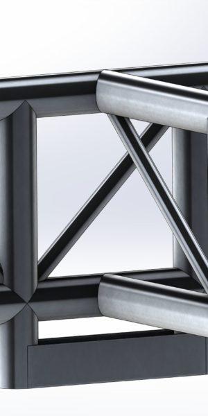 Narożnik CDS290-2×4-F1