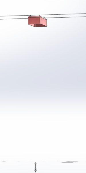 Bramka Oświetleniowa 2x MKZ5025-6