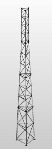 Wieża aluminiowa T500-10A