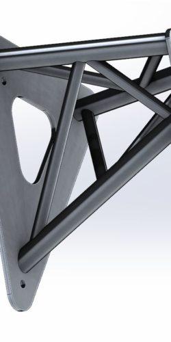 Wspornik naścienny WNM290 (Pomniejszony)