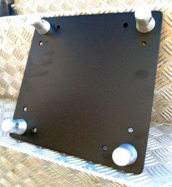 Podstawa Aluminiowa pod Głowy Ruchome System Quadro 290A i 290F