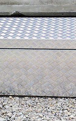 Skrzynia Aluminiowa na Sztangi /przykładowy produkt pod zamówienie/