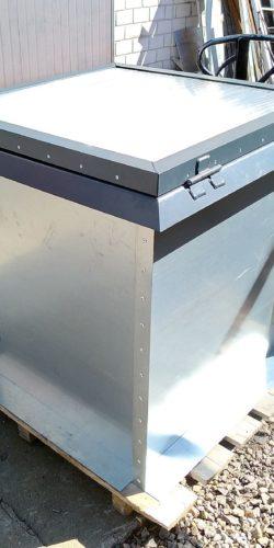 Wyłaz Dachowy WDH W75L75H90
