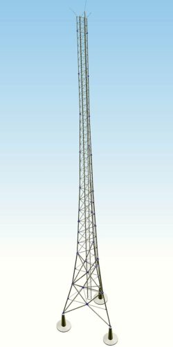 Wieża stalowa T1000-50 Stalowa Econo
