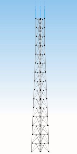 Wieża Stalowa T2000-30