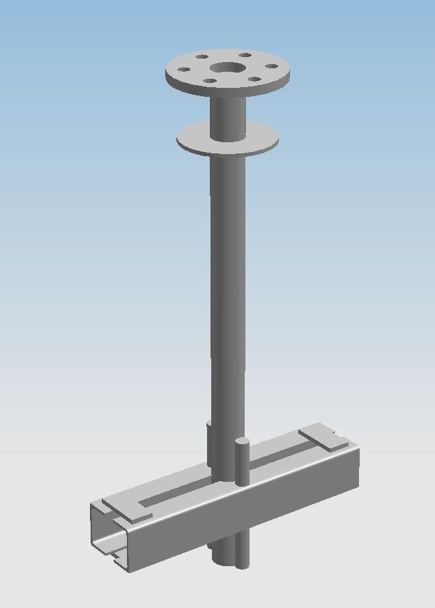 kotwa fundamentowa do betonu serii AFH