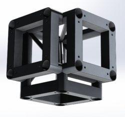 Narożnik CQS290-4×3 do systemu QS290