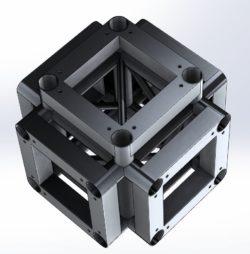 Narożnik CQS290 – 4×5 do systemu QS290