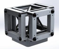 Narożnik CQS290 – 4×4 do systemu QS290